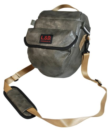 L.S.D.Dsigns Camera Pouch PHOTORING CA-0015 3.8L Stone/Moss by L.S.D.Dsigns