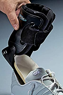 Basketball and Lacrosse Black//Medium Football Ultra Ankle High-5 Ankle Brace for Chronic Ankle Instability and Reoccurring Joint Pain Great for Volleyball Fits Left or Right Ankle
