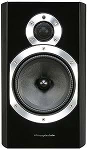 Wharfedale DIAMOND 10.2 altavoz - Altavoces (Speaker set unit, Piso, 2,5 cm, 40 - 24000 Hz, 6 Ohmio, 86 Db) Negro