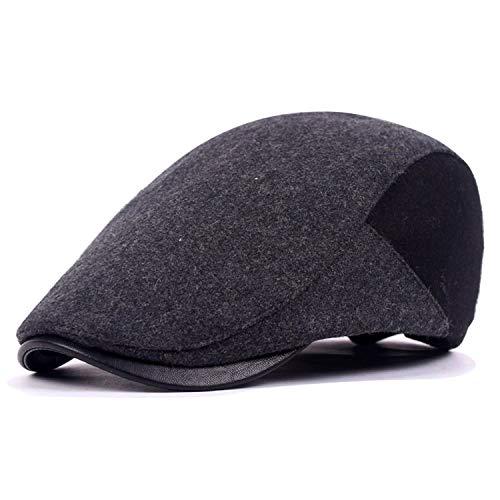 cc4970e35214d Men Cotton Washing Flat Cap Cabbie Hat Gatsby Ivy Caps Irish Hunting Hats  New.