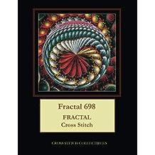 Fractal 698: Fractal Cross Stitch Pattern