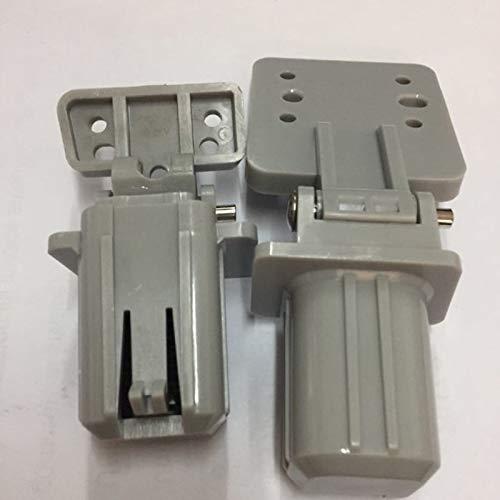 Printer Parts Yoton Q3948-67905 ADF Assembly Hinge kit for HP M2727 2727 M2727NF 2727NF 1312 2320 3390 3380 2840 Printer ADF Hinge