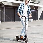 Sararoom-Monopattino-Elettrico10-Pollici-con-Motore-brushless-da-600W-per-Adulti-Adulto-Bambini-Pieghevole-Mini-Scooter-Electrico-velocit-Massima-35kmh-luci-Posteriori-per-Freni-a-Bassa-densit