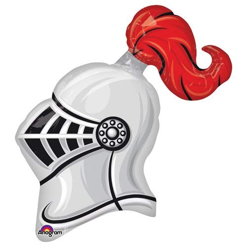 Anagram 30796 Team Knights Foil Balloon 28