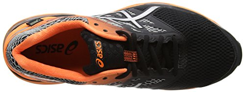 Chaussures Orange Running 18 black Homme silver Tx De Asics hot Noir Cumulus G I4awS1