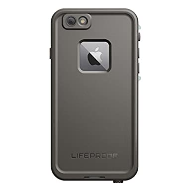 Lifeproof FRE SERIES iPhone 6/6s Waterproof Case (4.7  Version) - Retail Packaging - GRIND (DARK GREY/SLATE GREY/SKYFLY BLUE)