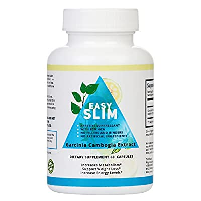 100% Natural Garcinia Cambogia With 80% HCA. Extra Powerful Weight Loss Supplement And Carb Blocker For Men and Women. Gluten and Gelatin Free! Revive Yourself.