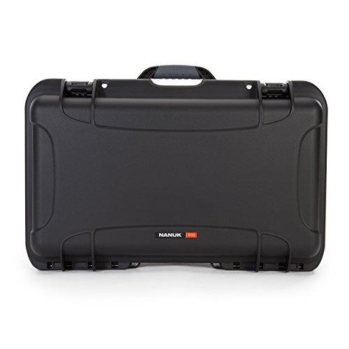 Nanuk 935 Waterproof Hard Case with Wheels Empty - Black