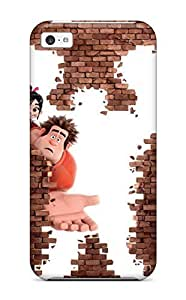 linJUN FENGPremium Wreck It Ralph Animation Movie Heavy-duty Protection Case For iphone 6 4.7 inch