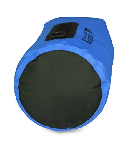 New Waterproof PVC Dry Bag for Boating, Kayaking, Fishing, Rafting, Swimming, and Camping (Blue, 5l)