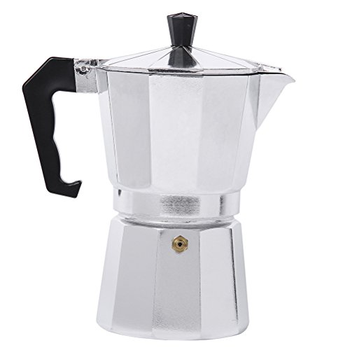 Myvision Aluminum 1 to 12 cup Stovetop Percolator