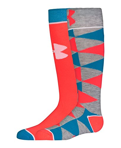 bc84bf83983 Under Armour Girls  UA NEXT Knee High Socks Youth Large PINK CHROMA - Buy  Online in Oman.