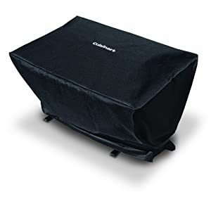 Cuisinart CGC-21 All-Foods Gas Grill Cover , Black