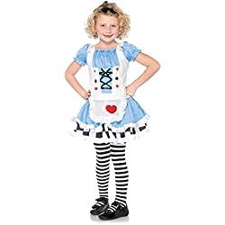 Leg Avenue Children's Miss Wonderland Costume