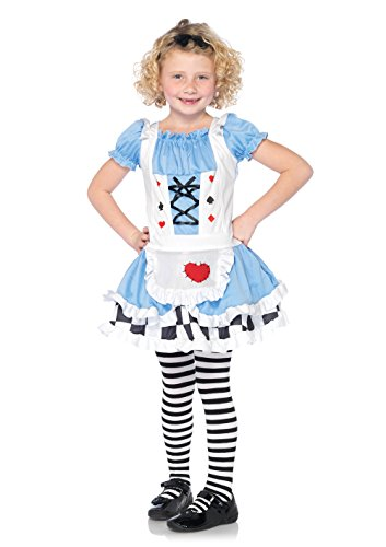 Leg Avenue Children's Miss Wonderland Costume (Alice In Wonderland Childrens Costumes)