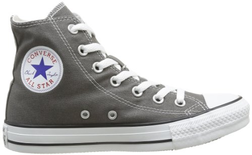 Zapatillas Star Converse Taylor Hi Core Chuck Altas Adulto Gris Unisex All Charcoal wwHqYf