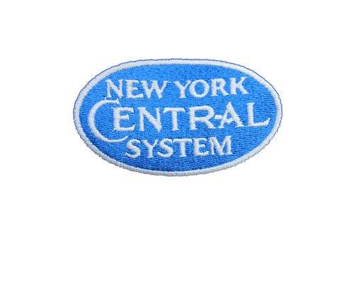 NYC Blue Logo Short Sleeve Shirt White Adult 4XL den29BlueSS