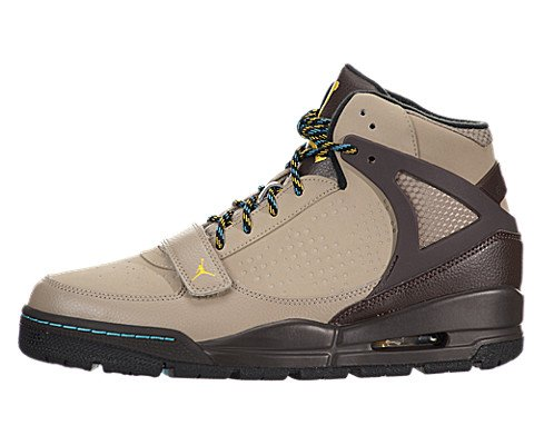 Jordan Phase 23 Trek (11, Khaki/Maize-Baroque Brown-Black) by Jordan
