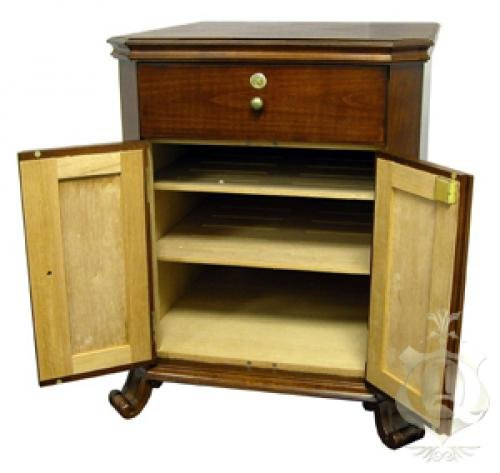 Quality Importers Trading Montegue - Lock Drawer Cab