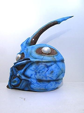 Guyver Mask Cosplay Adult Latex Rubber Helmet