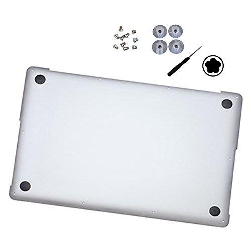 Aluminum Bottom Case Lower Base Cover for Apple MacBook Pro Retina 15