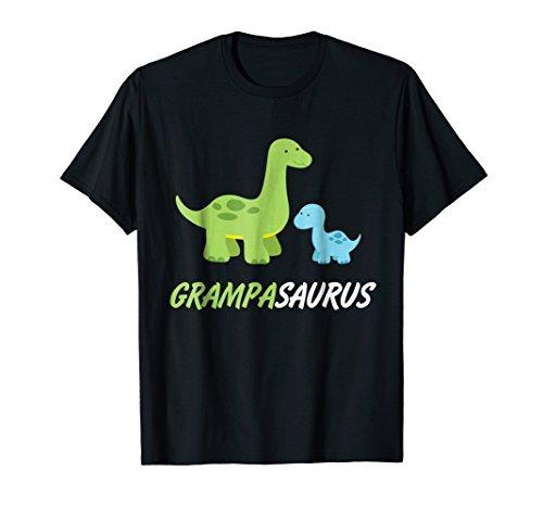 Grandpasaurus | Cute And Sweet Grandpa Family Dino T-Shirt
