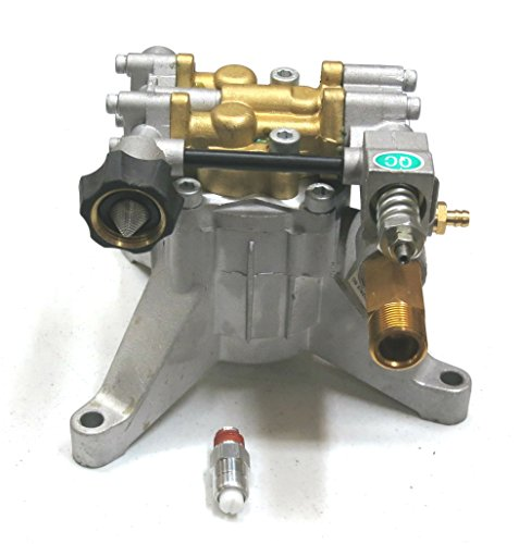 Homelite/Ryobi 308653035 Pressure Washer Water Pump 3100 PSI DS With 678169004 Thermal Release Valve