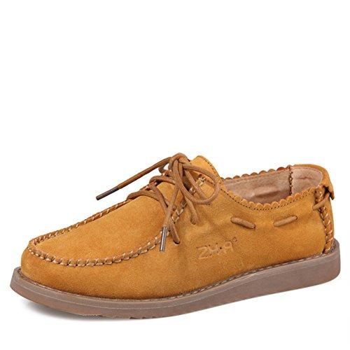Zapatos de mujer casual de primavera/Mujeres zapatos casuales/Mujeres zapatos planos/Mujeres zapatos/Zapatos de tacón plano/Zapatos de mujer planos D