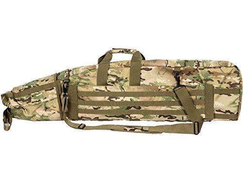 MidwayUSA Sniper Drag Bag Tactical Rifle Case 42'' Multicam