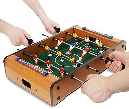 Mini futbolín mesa: Amazon.es: Electrónica