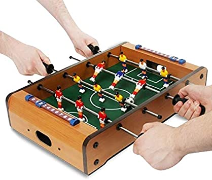 Mini futbolín mesa: Amazon.es: Electrónica