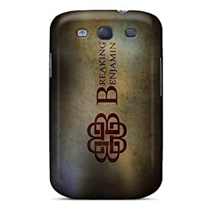 Best Hard Cell-phone Case For Samsung Galaxy S3 (OyE18582HFMg) Unique Design Fashion Breaking Benjamin Band Image