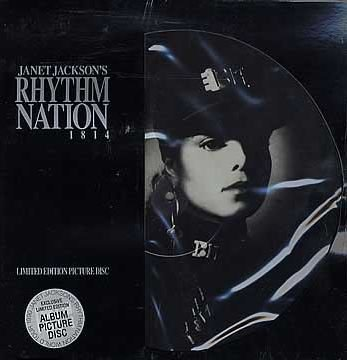 Rhythm Nation 1814 (Picture Disc) by A&M
