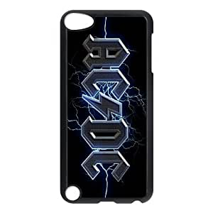 Rock Band ACDC Poster phone Case Cover For Samsung Case For Ipod Touch 5th ART118873