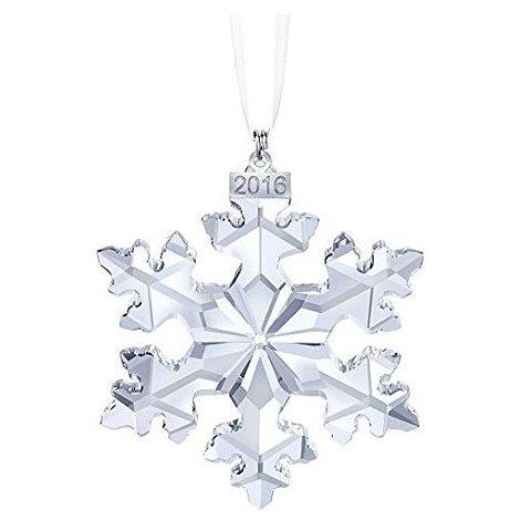 Crystal Annual Edition 2016 Crystal Star Ornament - 25th Anniversary by Crystal