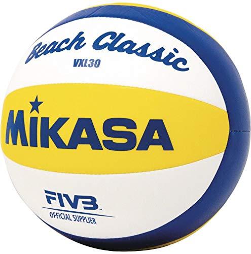 MIKASA(미카사) 스포츠 USA 공식 올림픽 비치 클래식 발리볼 배구공