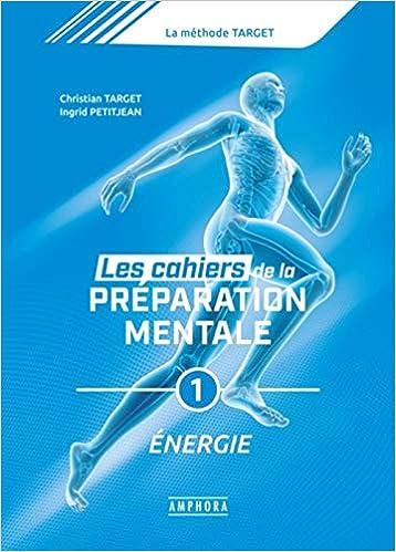 cahier preparation mentale tennis christian target