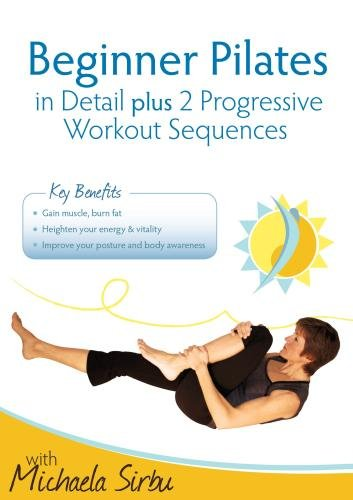 Beginner Pilates in Detail plus 2 Progressive Workout for sale  Delivered anywhere in USA