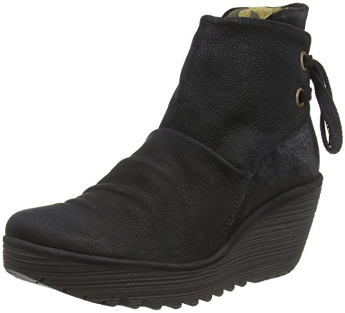 058 058 058 Stivaletti Nero Anthracite Anthracite Anthracite Anthracite Donna Yama Black London Fly 0gwqZxEp