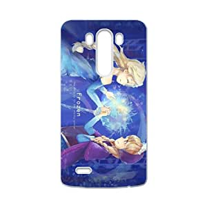 Frozen Princess Elsa and Anna Cell Phone Case for LG G3