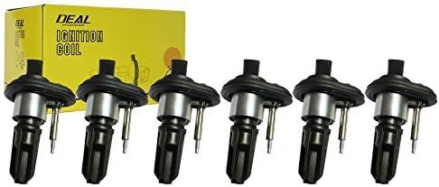 For 2003 GMC Envoy XL L6 l6 4.2 Ignition Coil
