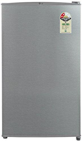 LG 92 L 2 Star Direct Cool Single Door Refrigerator GL B131RDSV.DDSZPST, Dazzle Steel