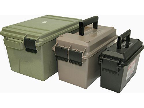 MTM Ammo Can-In-A-Can-In-A-Crate Combo 30 Caliber Can Black and 50 Caliber...