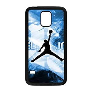 Samsung Galaxy S5 Cell Phone Case Black Jordan logo aqre