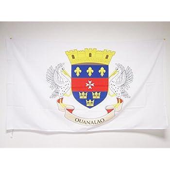 Amazon.com: AZ FLAG Guadalupe Bandera 3 x 5 - Banderas de ...