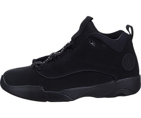 Jordan Nike Men's Jumpman Pro Quick Black/Black Black Basketball Shoe 9 Men US by Jordan
