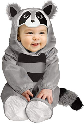 Fun World Baby Raccoon Costume - Infant