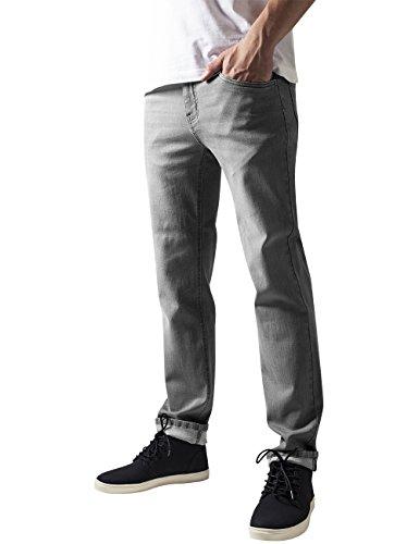 grey Uomo Pants Grau Stretch Denim Blu Urban 111 Classics x7q0RPRz