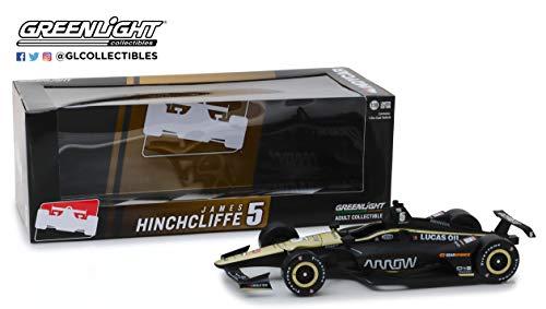 Greenlight 11062 1: 18 2019#5 James Hinchcliffe/Schmidt Peterson Motorsports, Arrow Die-Cast Vehicle, Multicolor