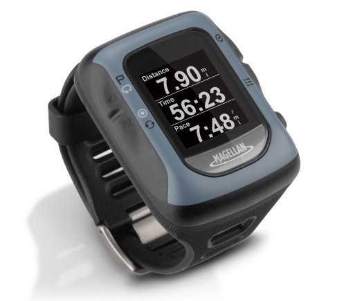 Magellan Switch Crossover GPS Watch with Heart Rate Monitor by Magellan